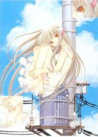 [日漫]CLAMP《人形电脑天使心/Chobits》8册完结中文版PDF漫画下载