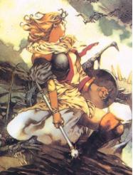 [日漫]水野良&山田章博《罗德岛斯战记》11册完结中文版PDF漫画下载